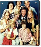 The Brady Bunch Acrylic Print