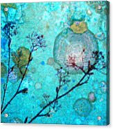 The Branches And The Moon Acrylic Print