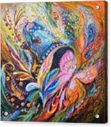 The Breeze Acrylic Print