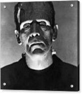 The Bride Of Frankenstein Acrylic Print