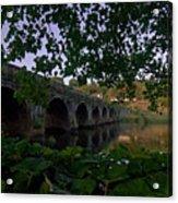 The Bridge At Inistogue Acrylic Print