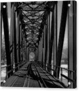 The Bridge At Mile 225 Acrylic Print