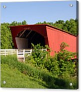 The Bridges Of Madison County Acrylic Print