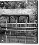 The Bridges Of Miami Dade County Acrylic Print