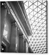 The British Museum Acrylic Print