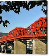 The Broadway Bridge Acrylic Print