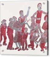 The Broons Acrylic Print