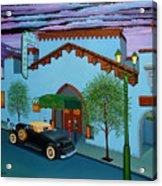 The Brown Derby Acrylic Print
