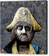 The Buccaneer Acrylic Print
