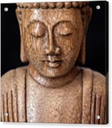 The Buddha Acrylic Print