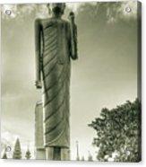 The Buddha Of Roi-et Acrylic Print