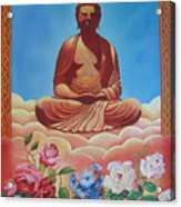 The Budha Acrylic Print