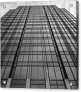The Building Acrylic Print