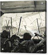The Bunker  Acrylic Print