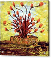 The Burning Bush Acrylic Print