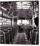 The Bus Acrylic Print