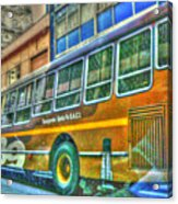 The Bus Acrylic Print