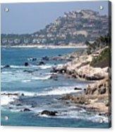 The Cabo Coast Acrylic Print