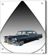The Caddy Acrylic Print