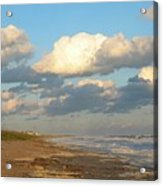 The Calm After Acrylic Print