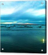 The Calm Of The Ocean Acrylic Print