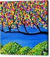 The Calming Tree  Acrylic Print
