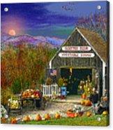 The Campton Farm Acrylic Print
