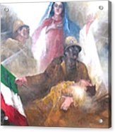 The Carabinieri History 1814 2008 Acrylic Print