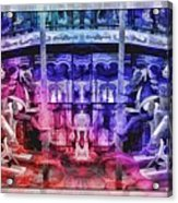 The Carousel Of Alice   Acrylic Print