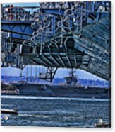 The Carriers Acrylic Print