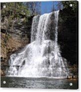 The Cascades Falls II Acrylic Print