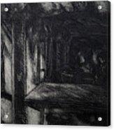 The Catacombs Acrylic Print