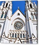 The Cathedral Of St. John The Baptist Acrylic Print