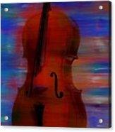 The Cello Acrylic Print