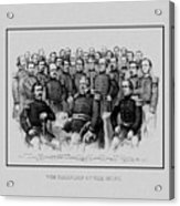 The Champions Of The Union -- Civil War Acrylic Print