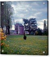 The Chapel Acrylic Print