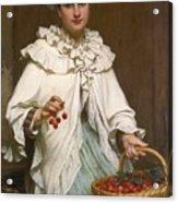 The Cherry Picker Acrylic Print