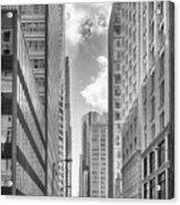 The Chicago Loop Acrylic Print