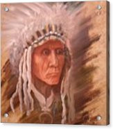The Chief  Acrylic Print