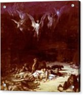 The Christian Martyrs Acrylic Print