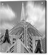The Chrysler Building 2 Acrylic Print by Mike McGlothlen