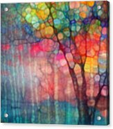 The Circus Tree Acrylic Print