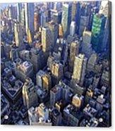 The City II Acrylic Print