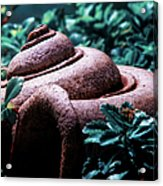 The Clay Horn Acrylic Print