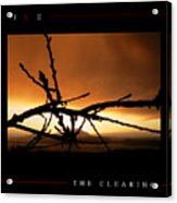The Clearing Acrylic Print