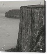 The Cliffs Acrylic Print
