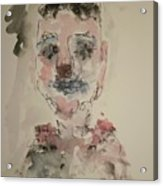The Clown  C Acrylic Print