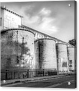 The Coal Silos Acrylic Print