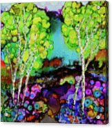 The Colors of Colorado Acrylic Print