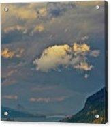 The Columbia Gorge Acrylic Print